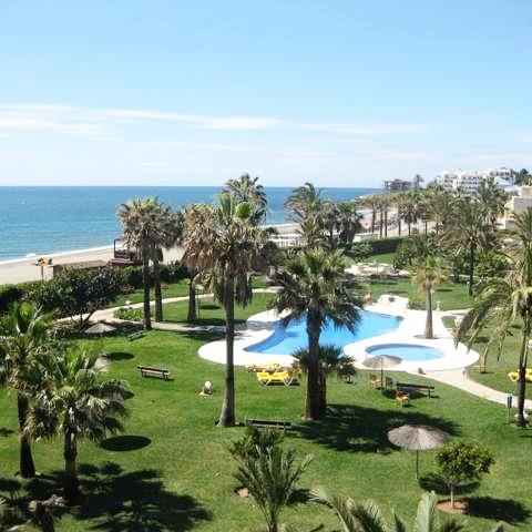 Plážový apartmán Las Mimosas