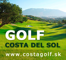 Golfové dovolenky na Costa del Sol s Costa Golf www.costagolf.sk
