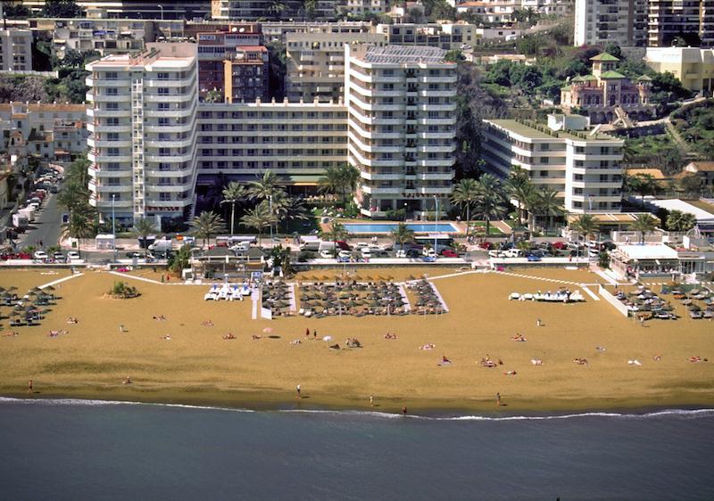 Apartmány Lido Playamar