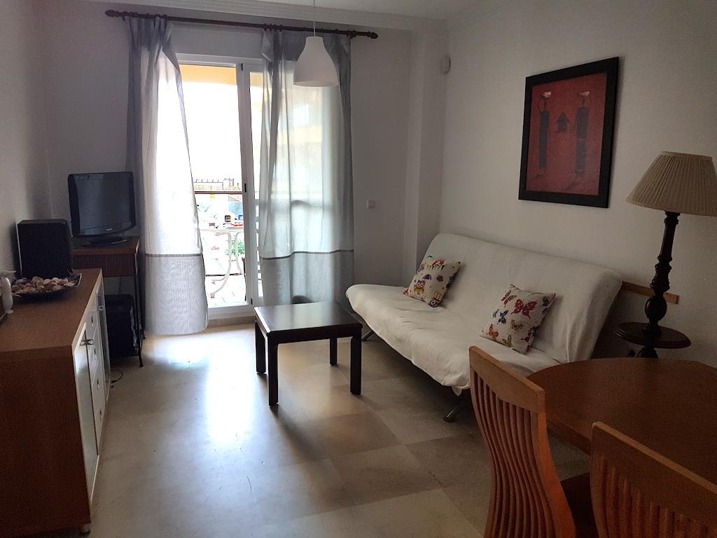 Plážový apartmán Estepona